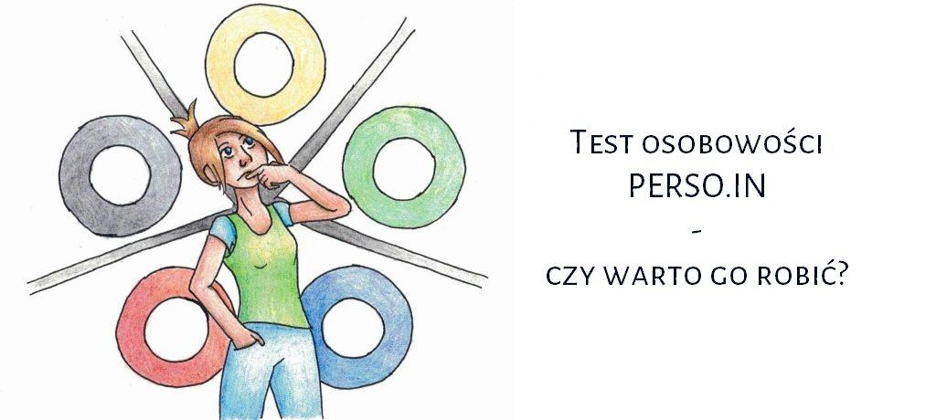 test osobowości PERSO IN